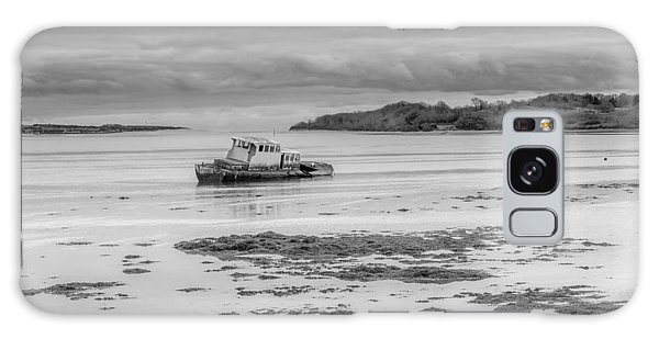 Dundrum The Old Boat Wreck Galaxy Case