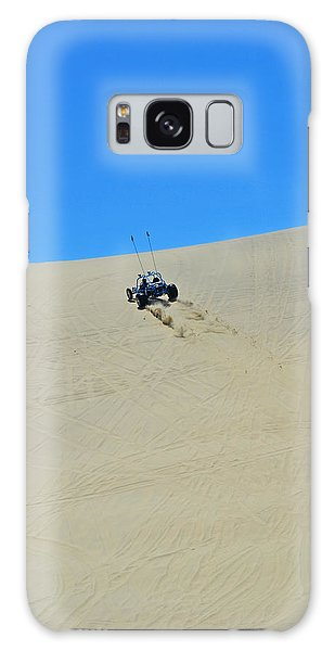Dune Buggy 003 Galaxy Case by George Bostian