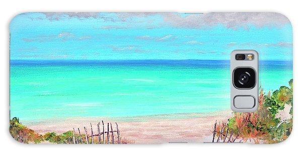 Dunes Beach 2 Galaxy Case