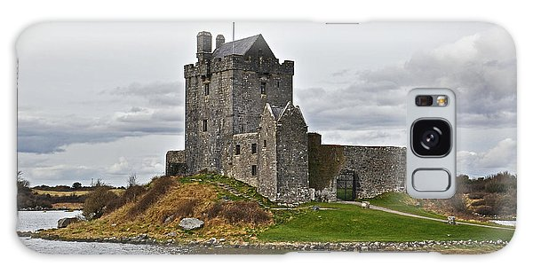 Dunguaire Castle Galaxy Case by Martina Fagan