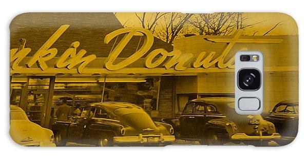 Dunkin Donuts Galaxy Case