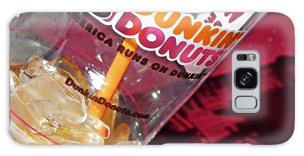 Dunkin Ice Coffee 29 Galaxy Case