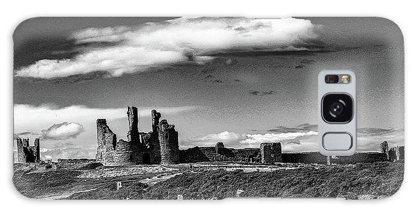 Dunstanburgh Castle Galaxy Case