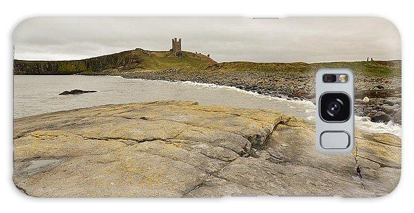 Castle Galaxy Case - Dunstanburgh Castle by Smart Aviation