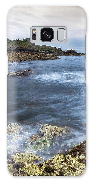 Castle Galaxy Case - Dunure Castle Scotland  by Mark Mc neill