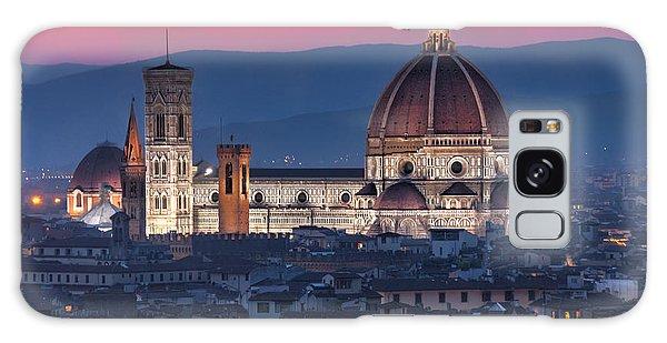 Duomo Di Firenze Galaxy Case by Brent Durken