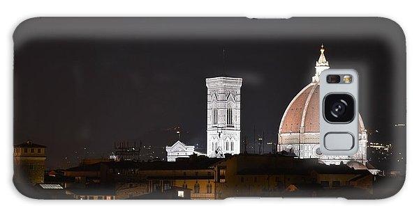 Duomo Up Close Galaxy Case