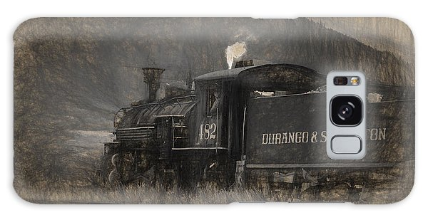 Durango And Silverton Train 2 Galaxy Case