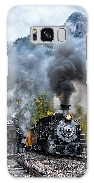 Durango Silverton Train Galaxy Case