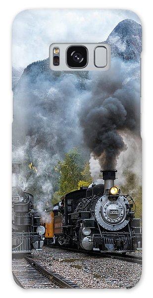 Durango Silverton Train Galaxy Case