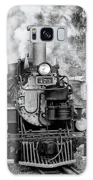 Durango Silverton Train Engine Galaxy Case