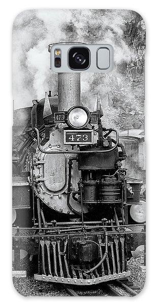 Durango Silverton Train Engine Galaxy Case