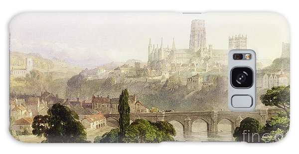 Wall Paper Galaxy Case - Durham Cathedral by George Arthur Fripp