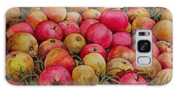 Durnitzhofer Apples Galaxy Case by Ditz