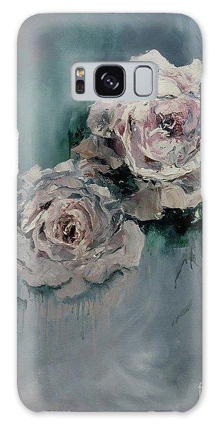 Dusky Roses Galaxy Case
