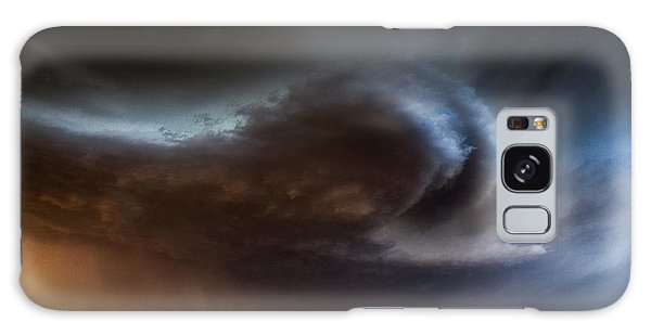 Dust Storm Galaxy Case
