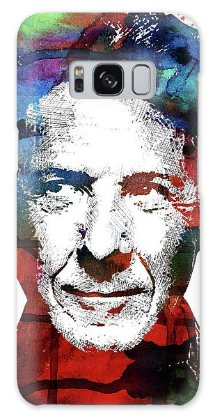 Dustin Hoffman Galaxy Case by Mihaela Pater