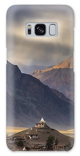 Dusty Evening, Padum, 2006 Galaxy Case