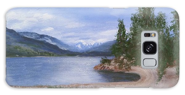 Dutch Harbour, Kootenay Lake Galaxy Case