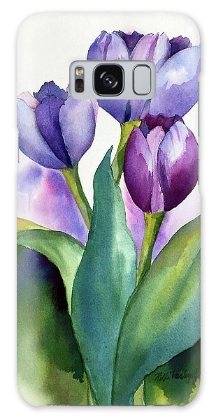 Dutch Tulips Galaxy Case