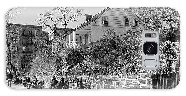 Dyckman Farmhouse  Galaxy Case by Cole Thompson