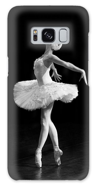 Dying Swan I Alternative Size Galaxy Case