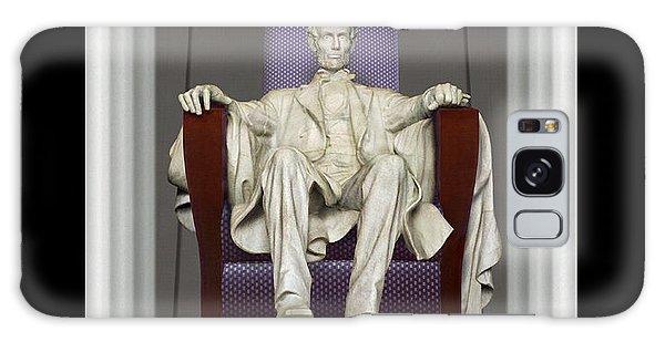 Ea-z-chair Lincoln Memorial Galaxy S8 Case