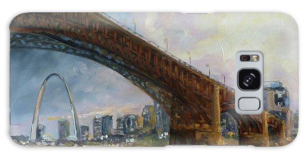 Galaxy Case - Eads Bridge - St.louis by Irek Szelag