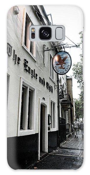 Eagle And Child Pub - Oxford Galaxy Case