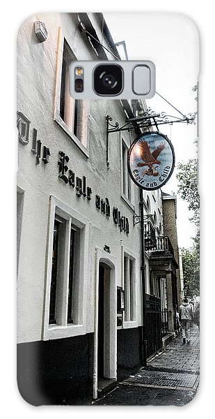 The Eagles Galaxy Case - Eagle And Child Pub - Oxford by Stephen Stookey