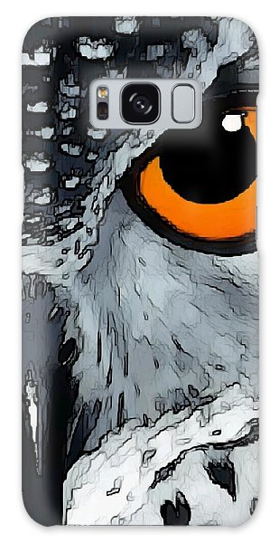 Eagle Art Galaxy Case