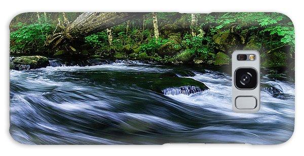 Eagle Creek Rapids Galaxy Case