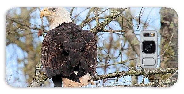 Eagle Eye On You  Galaxy Case