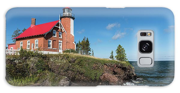 Eagle Harbor Lighthouse Galaxy Case