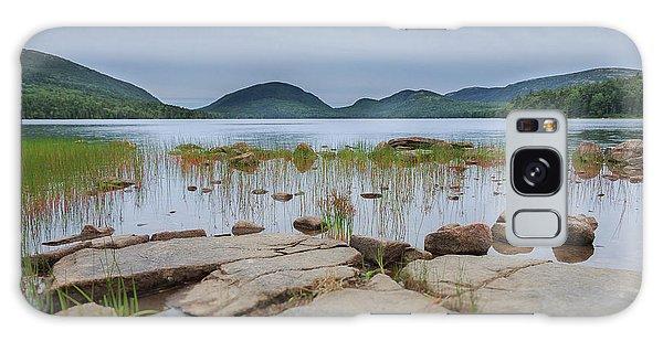 Eagle Lake Acadia National Park Galaxy Case
