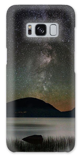 Eagle Lake And The Milky Way Galaxy Case