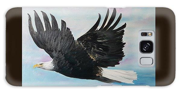 Eagle On A Mission      11 Galaxy Case