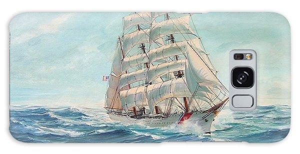Sailing Eagle Galaxy Case