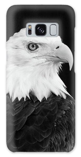 Eagle Portrait Special  Galaxy Case