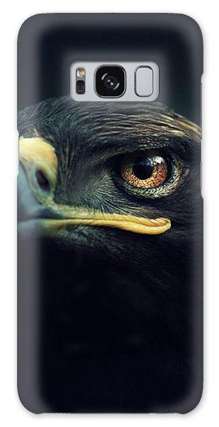 Eagle Galaxy Case by Zoltan Toth