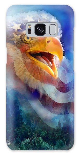 Eagle's Cry Galaxy Case