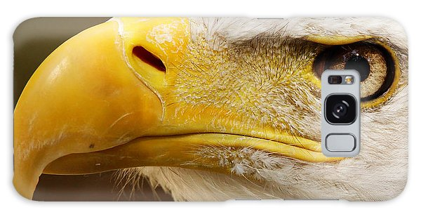 Eagles Eyes Galaxy Case