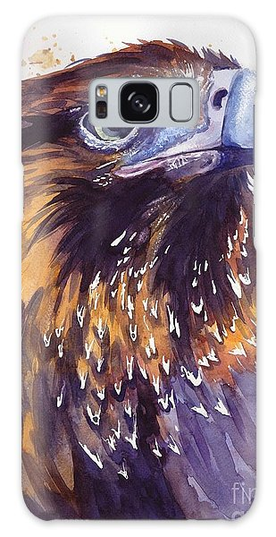 The Eagles Galaxy Case - Eagle's Head by Suzann Sines