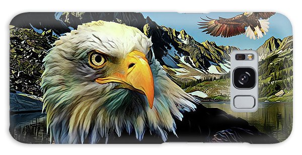 Eagles Lake Galaxy Case