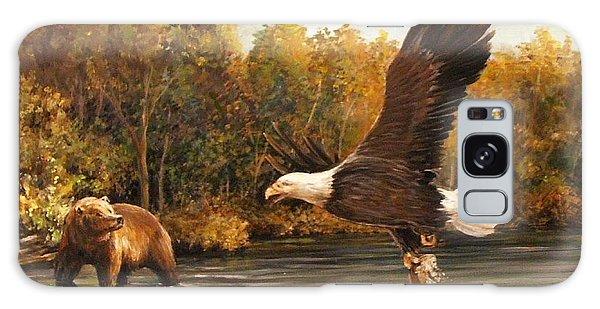 Eagle's Prey Galaxy Case
