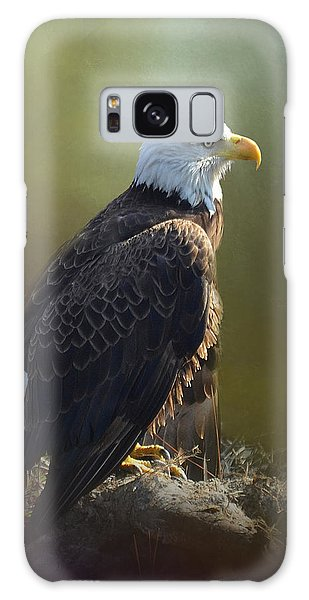 Eagles Rest Ministries Galaxy Case by Carla Parris