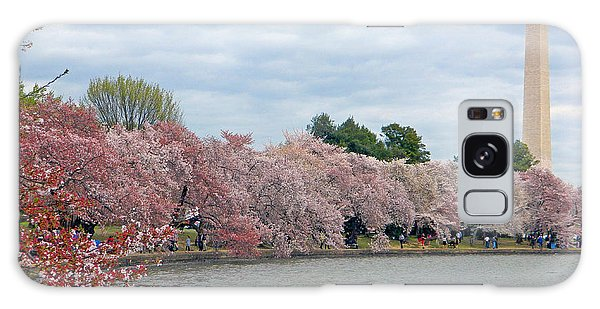 Early Arrival Of The Japanese Cherry Blossoms 2016 Galaxy Case