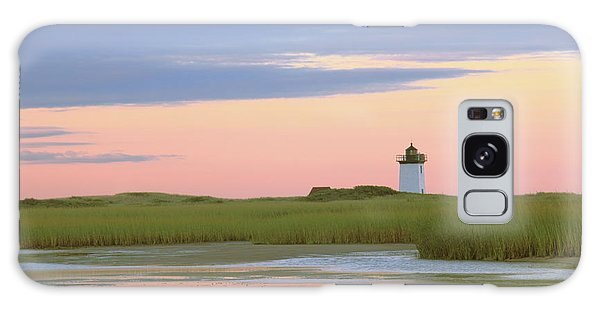 Early Light At Wood End Light Galaxy Case by Roupen  Baker