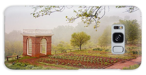Early Morning At Monticello Galaxy Case
