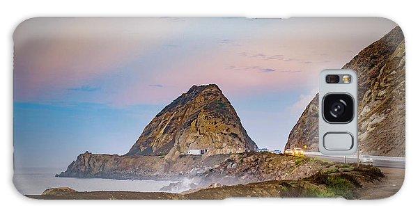 Early Morning At Mugu Rock Galaxy Case